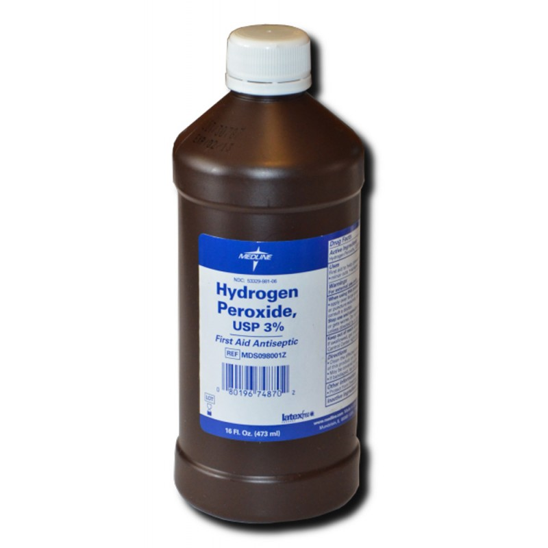 The Aquatic Plant Society – Does hydrogen peroxide expire?