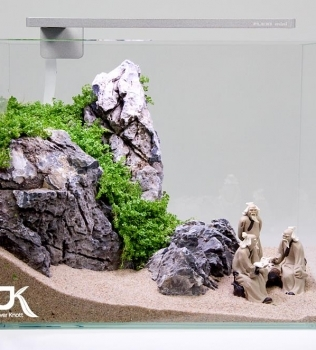 "The first ""mini Scape"" by Oliver Knott"